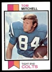1973 Topps #292  Tom Mitchell  Front Thumbnail