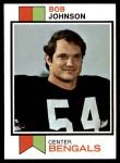1973 Topps #290  Bob Johnson  Front Thumbnail