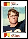 1973 Topps #172  Rich Coady  Front Thumbnail