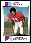 1973 Topps #217  Leroy Mitchell  Front Thumbnail