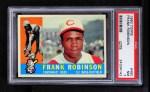 1960 Topps #490  Frank Robinson  Front Thumbnail