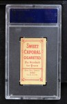 1909 T206 BAT Wid Conroy  Back Thumbnail
