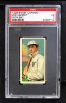 1909 T206 BAT Wid Conroy  Front Thumbnail