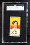 1909 T206 POR Christy Mathewson  Front Thumbnail