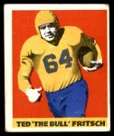 1948 Leaf #35  Ted Fritsch  Front Thumbnail