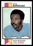 1973 Topps #354  Ken Burrough  Front Thumbnail
