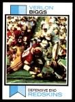 1973 Topps #371  Verlon Biggs  Front Thumbnail