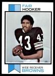 1973 Topps #429  Fair Hooker  Front Thumbnail