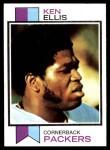 1973 Topps #340  Ken Ellis  Front Thumbnail