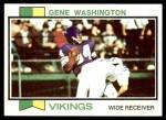 1973 Topps #359  Gene Washington   Front Thumbnail