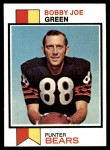1973 Topps #377  Bobby Joe Green  Front Thumbnail