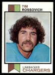 1973 Topps #403  Tim Rossovich  Front Thumbnail