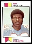 1973 Topps #415  Ken Houston  Front Thumbnail