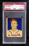 1949 Bowman #153  Phil Masi  Front Thumbnail