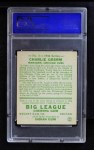 1934 Goudey #3  Charlie Grimm  Back Thumbnail