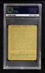 1935 Diamond Stars #68  Sam Leslie   Back Thumbnail