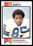 1973 Topps #393  Tody Smith  Front Thumbnail