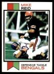 1973 Topps #420  Mike Reid  Front Thumbnail