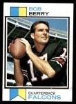 1973 Topps #437  Bob Berry  Front Thumbnail