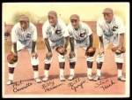 1936 R312  Babe Herman / Phil Cavarretta / Stan Hack  Front Thumbnail