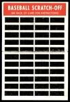 1970 Topps Scratch Offs #12  Juan Marichal  Back Thumbnail
