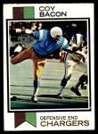1973 Topps #149  Coy Bacon  Front Thumbnail