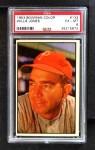 1953 Bowman #133  Willie Jones  Front Thumbnail