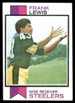 1973 Topps #456  Frank Lewis  Front Thumbnail