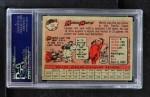 1958 Topps #53 YN Morrie Martin  Back Thumbnail