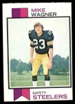 1973 Topps #246  Mike Wagner  Front Thumbnail