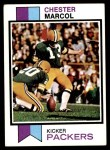 1973 Topps #180  Chester Marcol  Front Thumbnail
