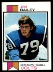 1973 Topps #177  Jim Bailey  Front Thumbnail