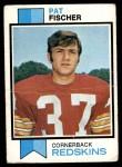 1973 Topps #98  Pat Fischer  Front Thumbnail