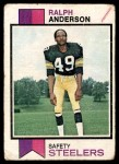 1973 Topps #357  Ralph Anderson  Front Thumbnail