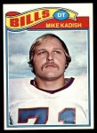 1977 Topps #353  Mike Kadish  Front Thumbnail