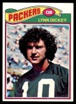 1977 Topps #376  Lynn Dickey  Front Thumbnail