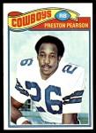 1977 Topps #395  Preston Pearson  Front Thumbnail