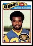 1977 Topps #375  Lawrence McCutcheon  Front Thumbnail