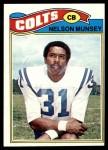 1977 Topps #392  Nelson Munsey  Front Thumbnail