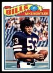 1977 Topps #416  Mike Montler  Front Thumbnail