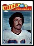 1977 Topps #383  Bob Chandler  Front Thumbnail
