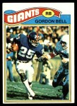 1977 Topps #388  Gordon Bell  Front Thumbnail