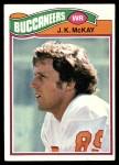 1977 Topps #408  J.K. McKay  Front Thumbnail