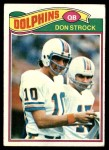 1977 Topps #413  Don Strock  Front Thumbnail
