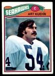 1977 Topps #437  Art Kuehn  Front Thumbnail