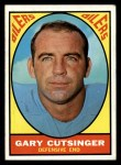 1967 Topps #56  Gary Cutsinger  Front Thumbnail