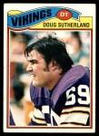 1977 Topps #441  Doug Sutherland  Front Thumbnail