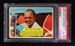 1963 Topps Astronauts 3D #37   -  John Glenn Rest day for Glenn Front Thumbnail