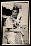 1953 Bowman B&W #44  Jim Delsing  Front Thumbnail