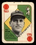 1951 Topps Red Back #27  Wally Westlake  Front Thumbnail